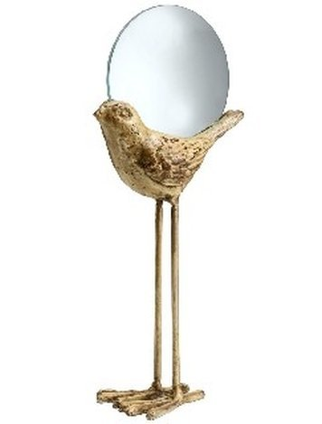 LARGE BIRD MAGNIFYING GLASS