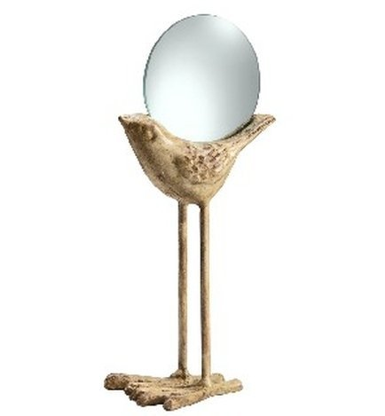 SMALL BIRD MAGNIFYING GLASS