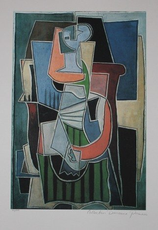"""PICASSO """"ABSTRACT"""""""