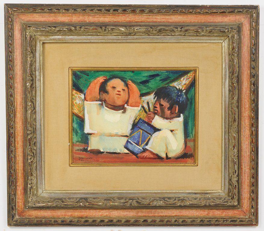 JEAN CHARLOT, Louis Henri Jean Charlot (1898 – 1979).,