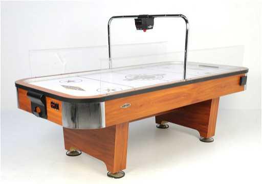 A CLASSIC SPORTS AIR HOCKEY TABLE - Classic air hockey table