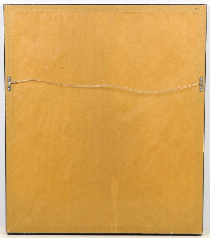 A FRAMED SUNRISE LITHOGRAPH BY F. HILON - 4