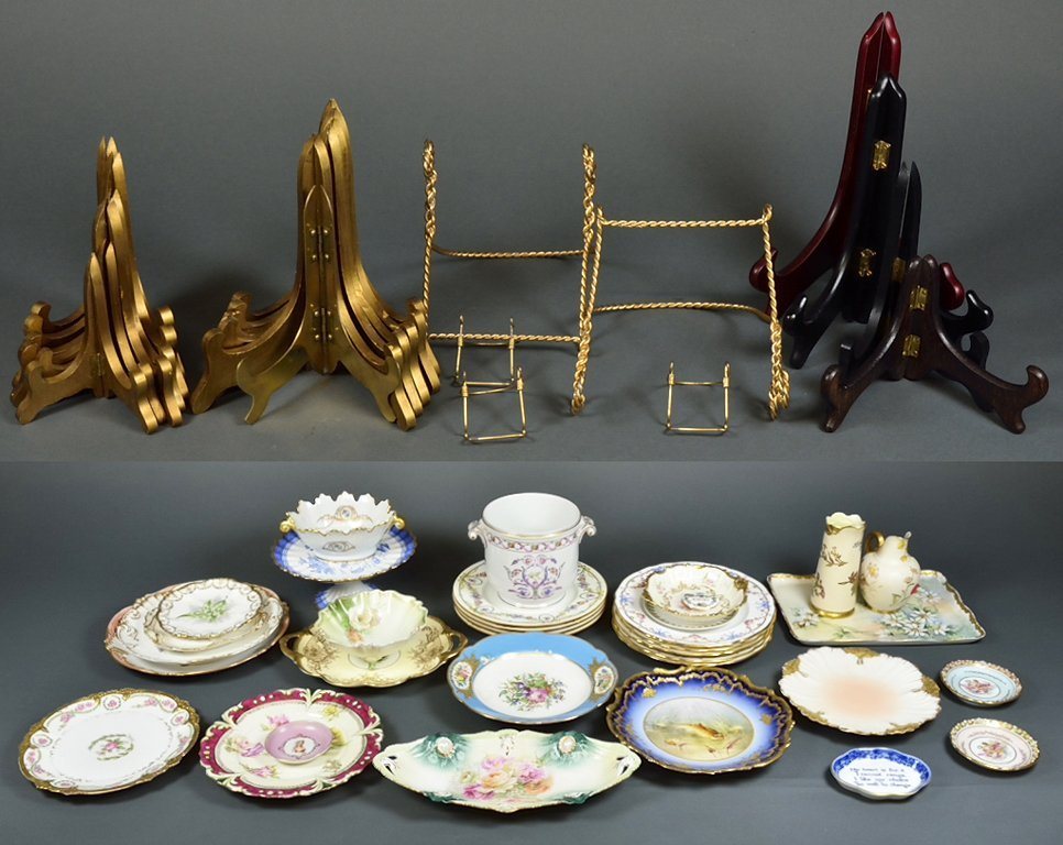 A VICTORIAN COLLECTION OF ANTIQUE AND VINTAGE FINE