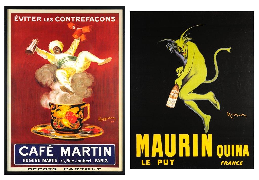 LEONETTO CAPPIELLO, (French, 1875-1942), Maurin Quina