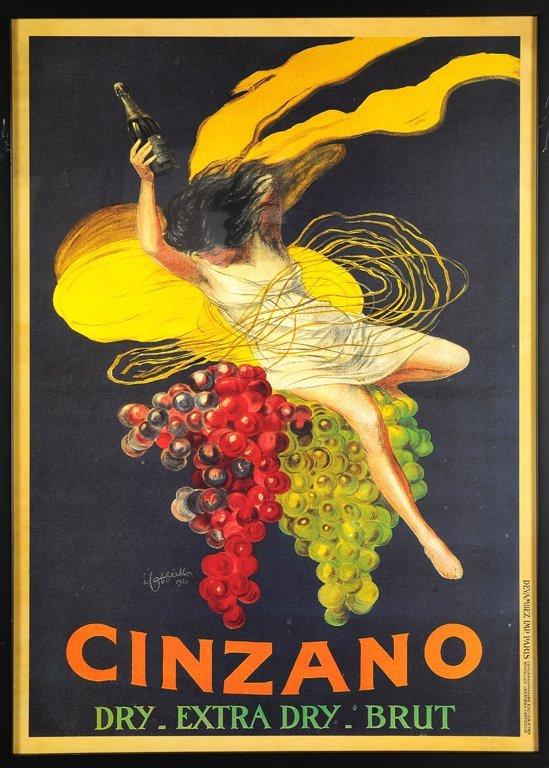 LEONETTO CAPPIELLO, (French, 1875-1942), Cinzano