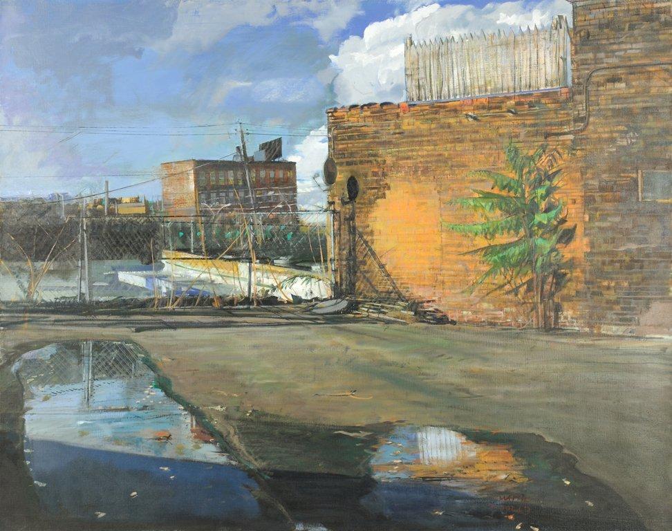 JEROME PAUL WITKIN, (American, born 1939), Parkinglot