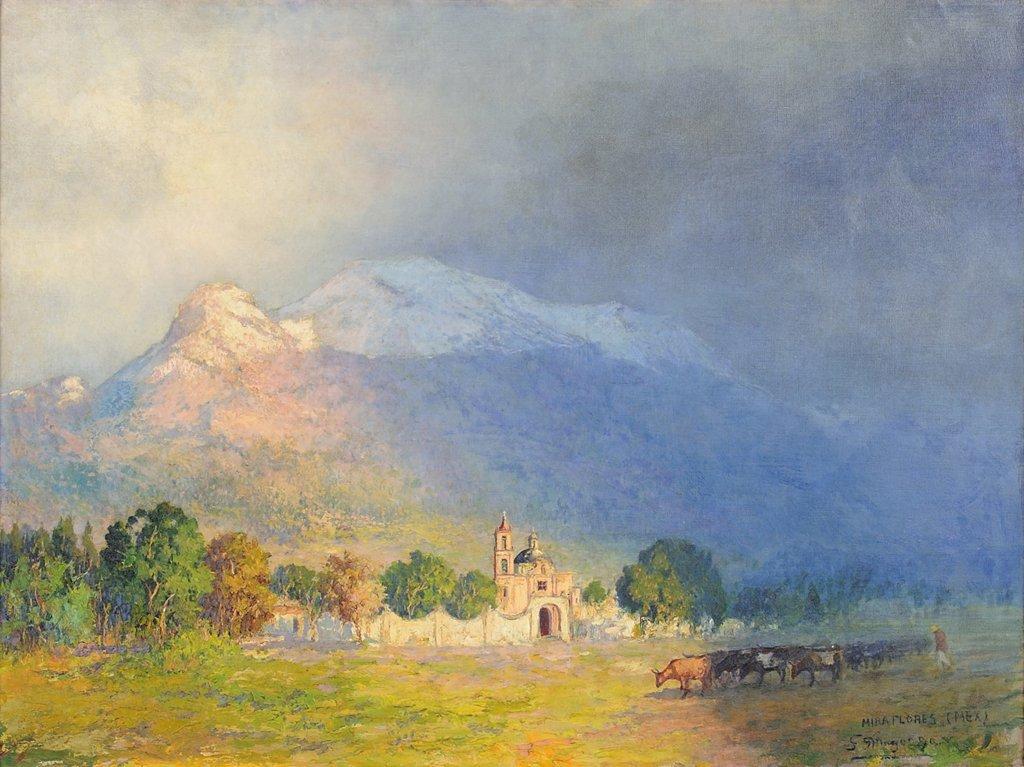 GUILLERMO GÓMEZ MAYORGA, (Mexican, 1889-1962),