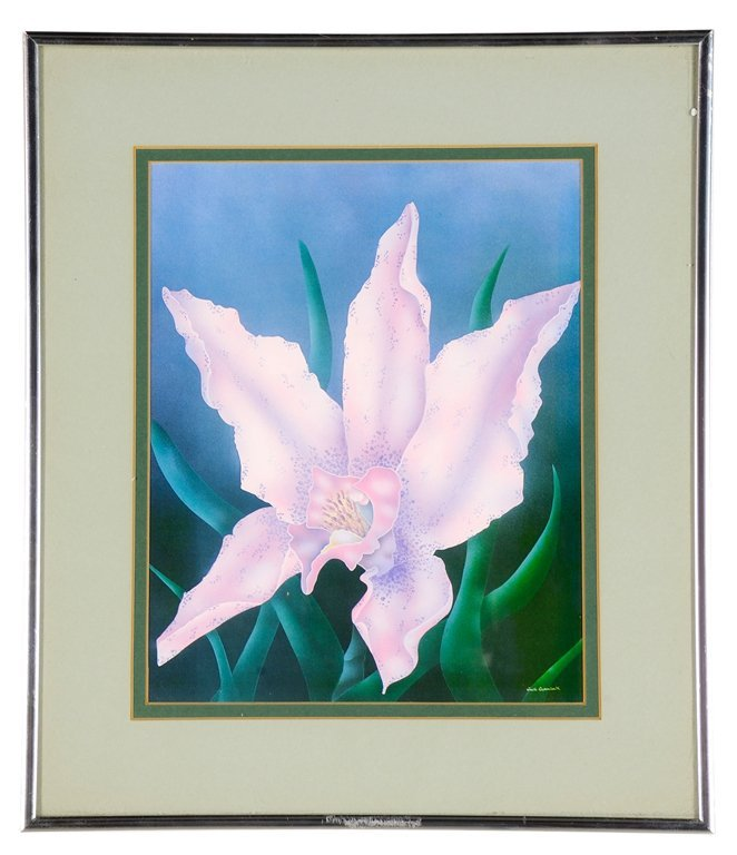 JUSTIN COOPERSMITH, (American, born 1950), Day Lily,