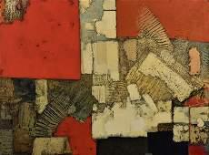 VYACHESLAV MIKHAILOV, (Russian, born 1945), Pompeii,