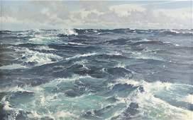 KEITH SHACKLETON British born 1923 Seascape 1991