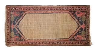 A PERSIAN HAMADAN PRAYER RUG