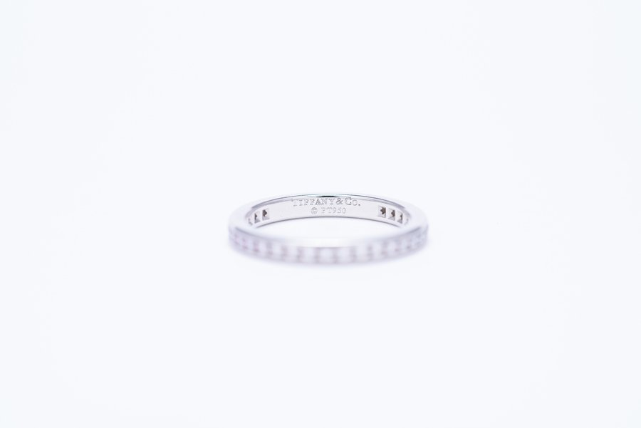 A TIFFANY AND CO. ETERNITY BAND