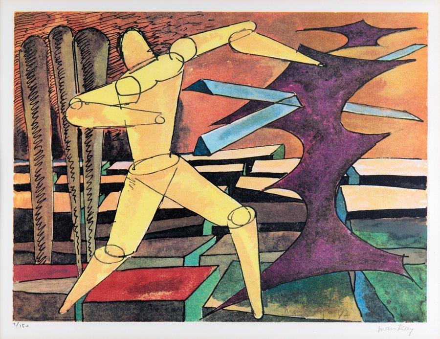 MAN RAY, (American, 1890-1976), Untitled, Print, ed.