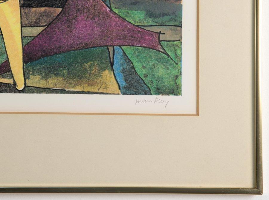 MAN RAY, (American, 1890-1976), Untitled, Print, ed. - 3