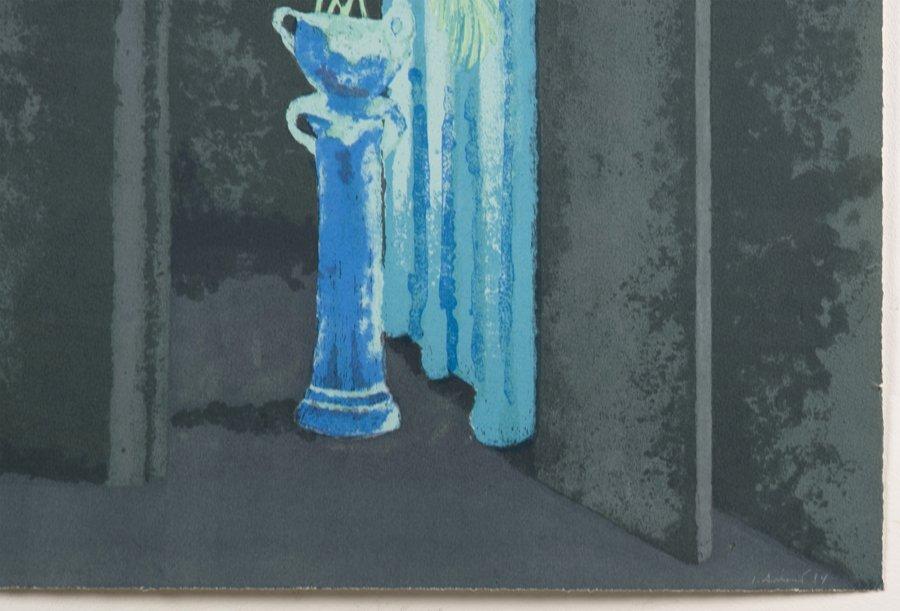 JUAN SORIANO, (Mexican, 1920-2006), Maceta, 1984, - 2