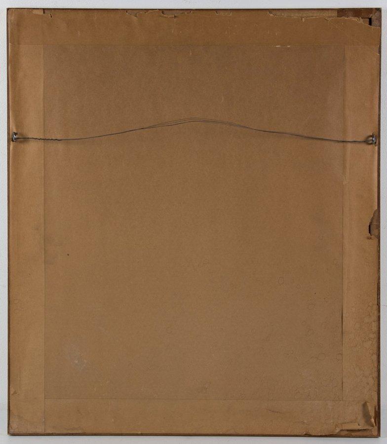 LOUIS ICART, (French, 1888-1950), Persian Cat, Etching, - 4