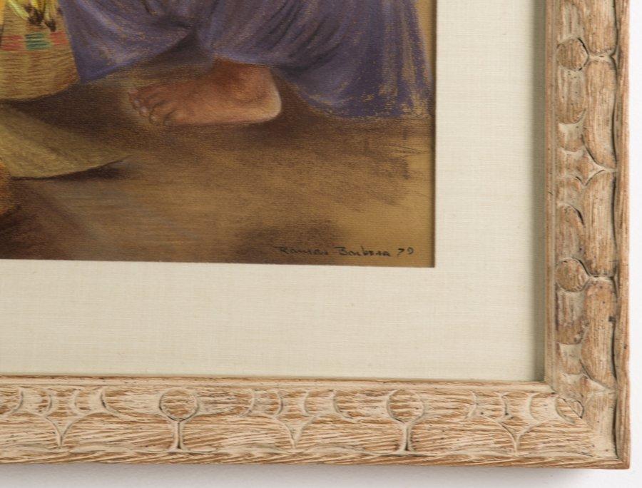 ANTONIO RAMOS BARBOSA, (Mexican, 1942-2005), Two Women - 3