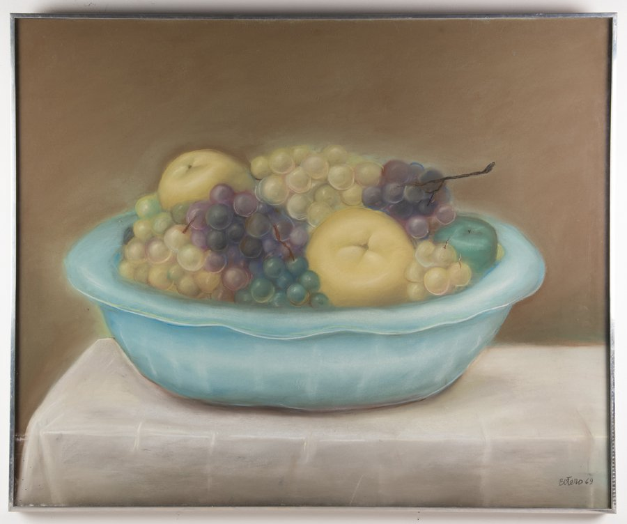 FERNANDO BOTERO, (Columbian, b. 1932), Still Life with - 2