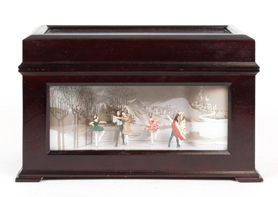 A 'MR. CHRISTMAS' MUSIC BOX