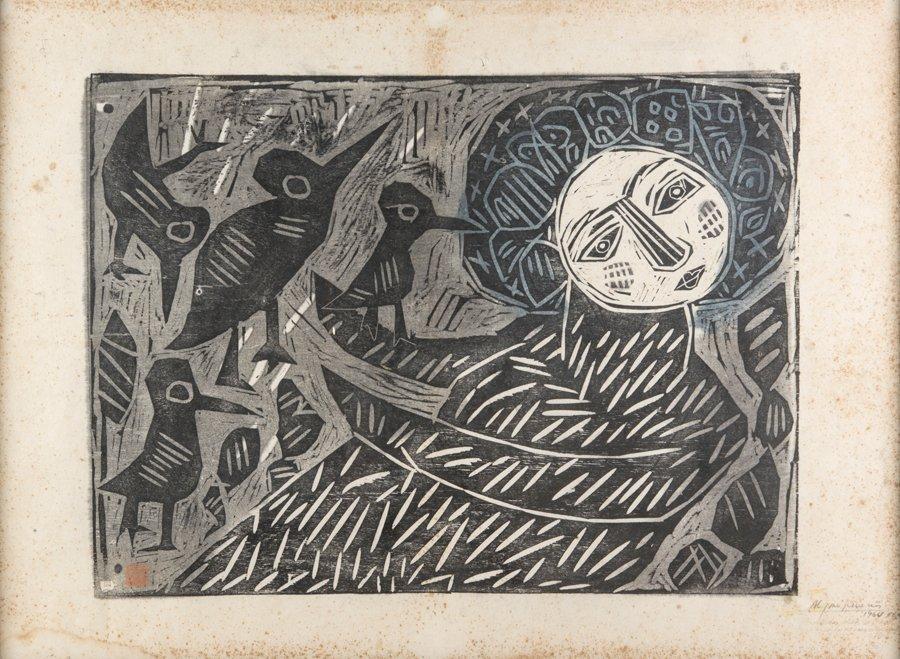 ALIRIO PALACIOS, (Venezuelan, b. 1944), Leue Mayer con