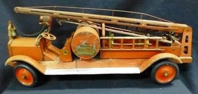 Keystone Water Tower Fire Truck  1920'S