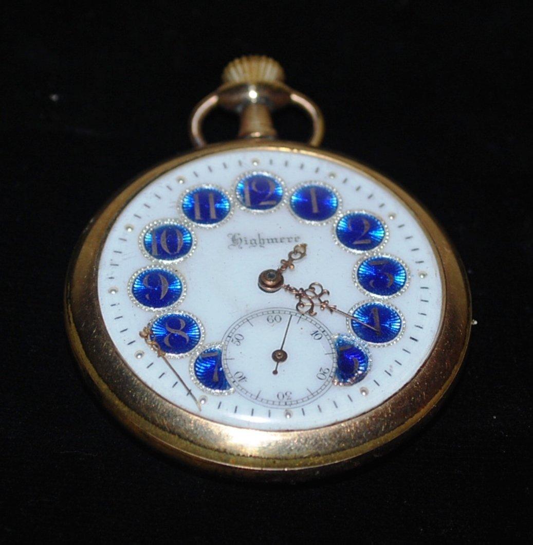 Highmere Pocket Watch