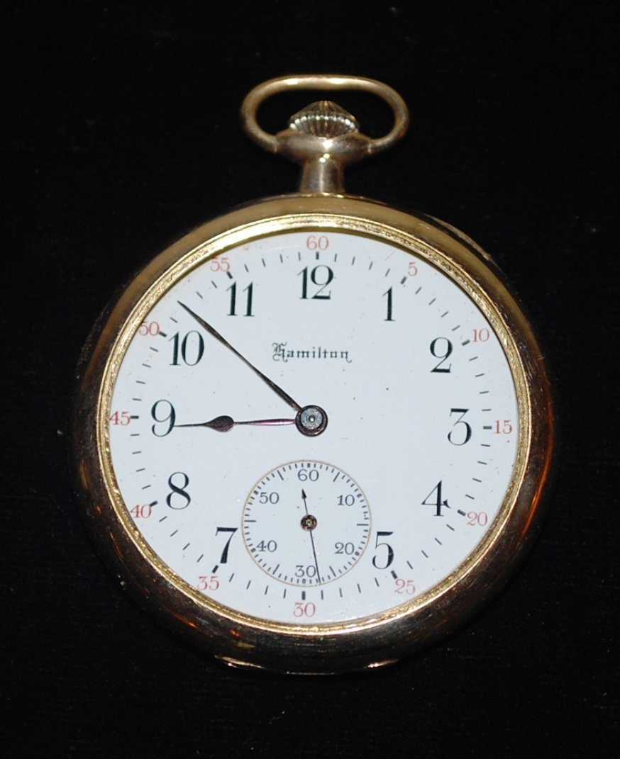 Hamilton Watch #1849493