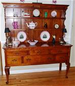 Stickley Signed 1940's Hutch