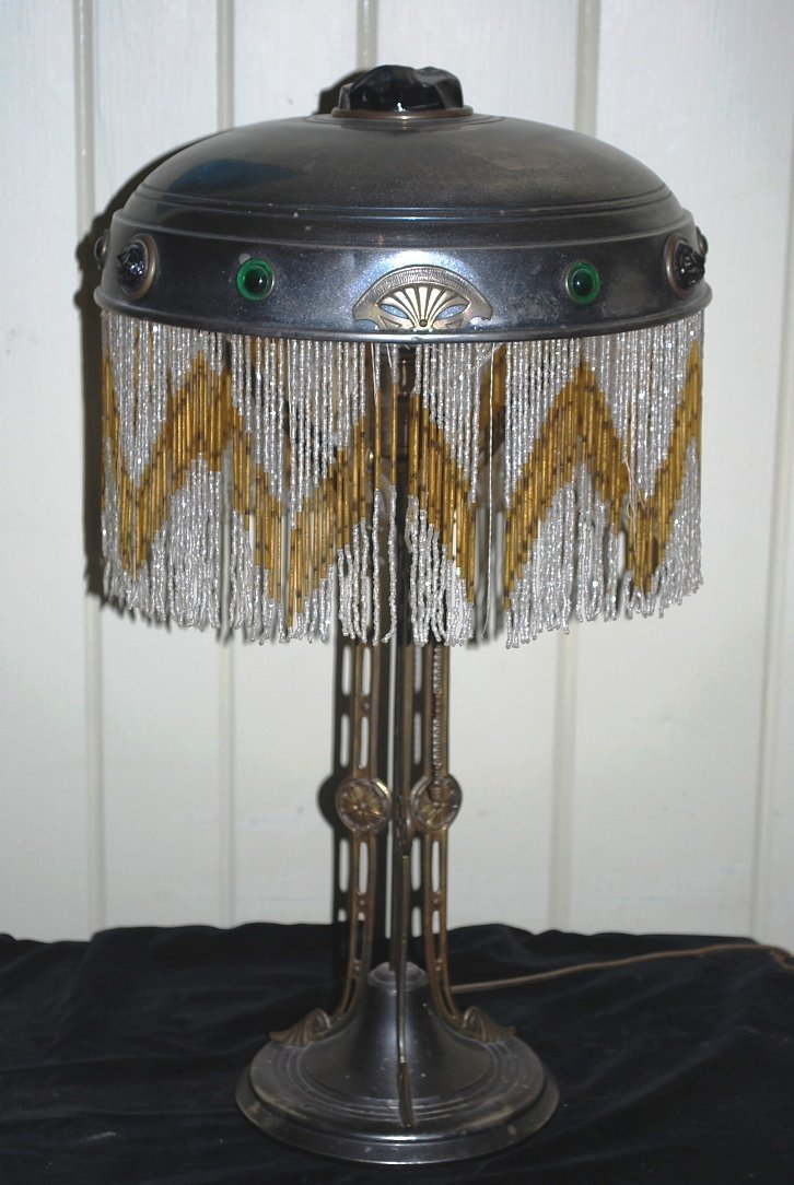 American Arts & Crafts Lamp
