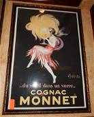Framed French Poster