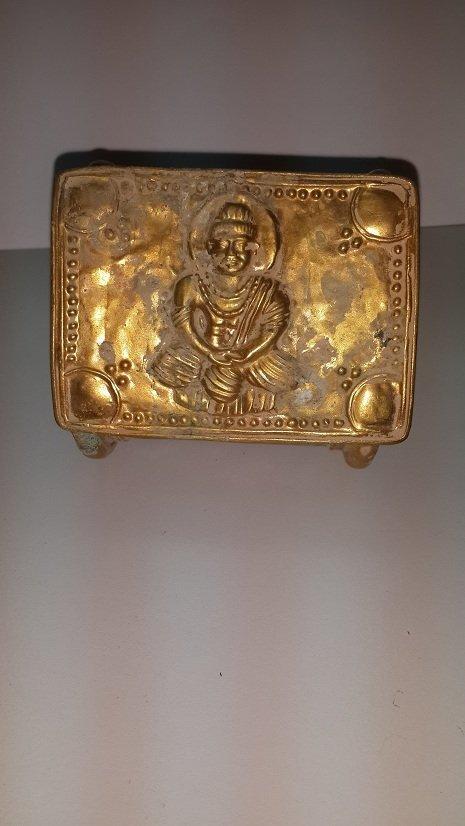 Gandahara Buddah Style Gold Wonderful Bracelet