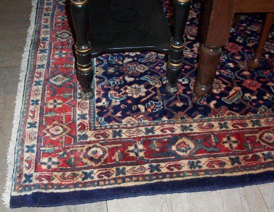 517: Mahal Carpet 9' 7'' x 5' 4''