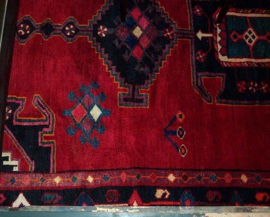 520: Shiraz Carpet 7' 8'' x 5' 3''