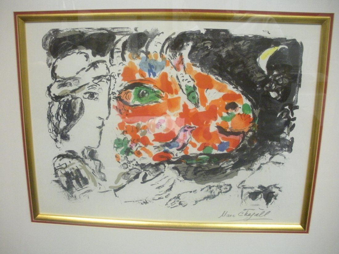 After Winter - Marc Chagall