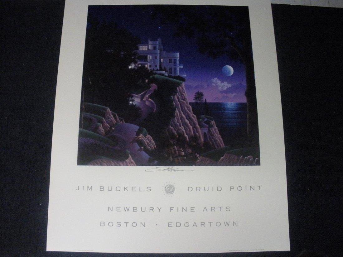 Druid Point - Jim Buckels