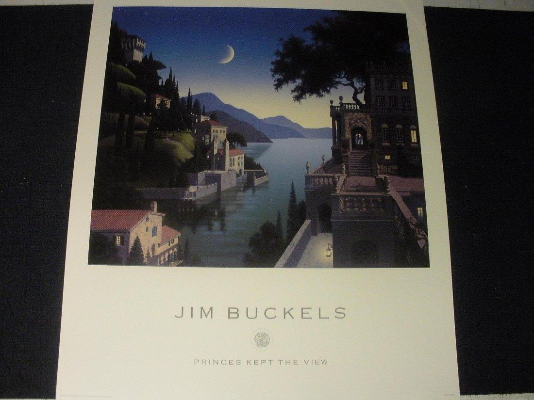 Princes Kept the View - Jim Buckels