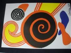 Spirals - Alexander Calder