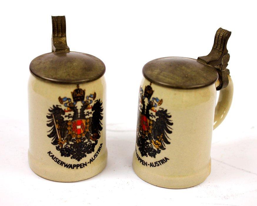 Austrian Mini Mugs