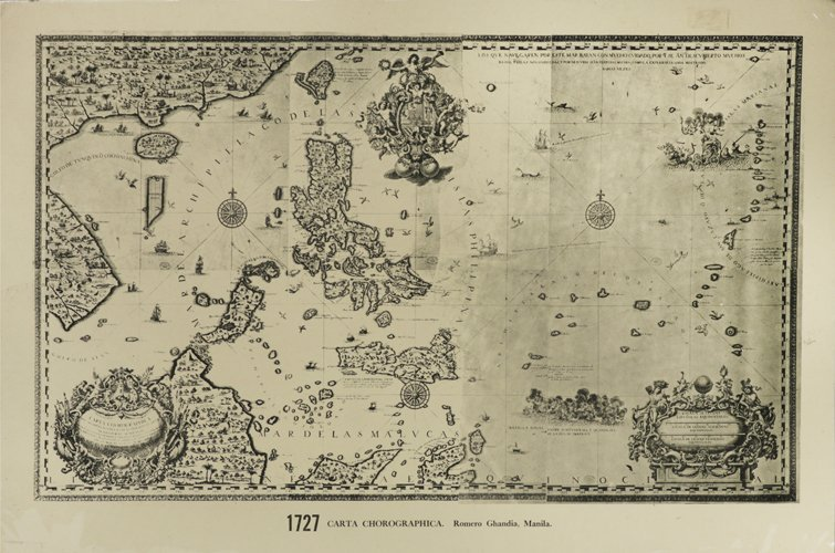 Carta Chorographica Map