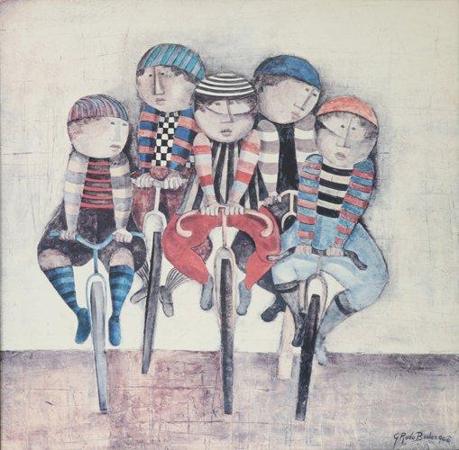 Graciela Rodo Boulanger (b.1935)