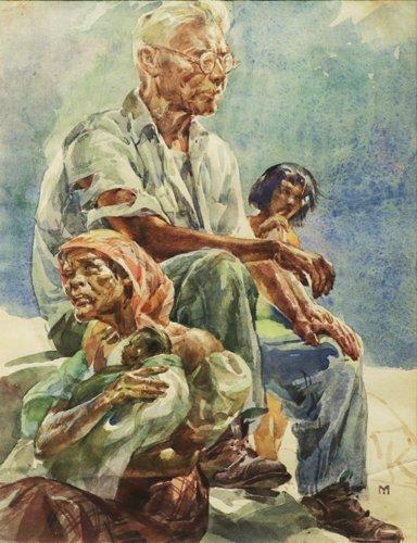 Irineo Miranda (1896 - 1964)