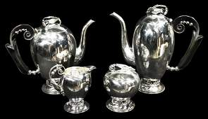 In the style of Georg Jensen Denmark