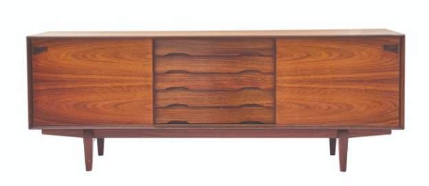 A Rare 1960s Skovby Møbler Sideboard 1960s