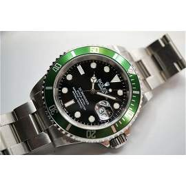 Rolex Oyster Perpetual Date Submariner Reference 16610