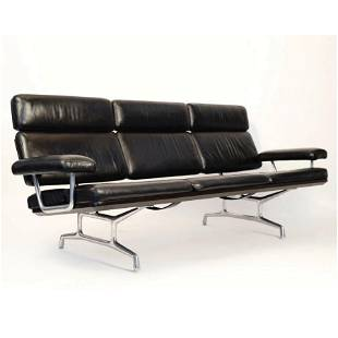 A Herman Miller Sofa designed by Charles & Ray Eames