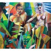 Jerry Elizalde Navarro (1924 - 1999) The Gold of Their