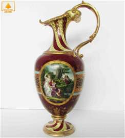 Antique Royal Vienna Hand Painted