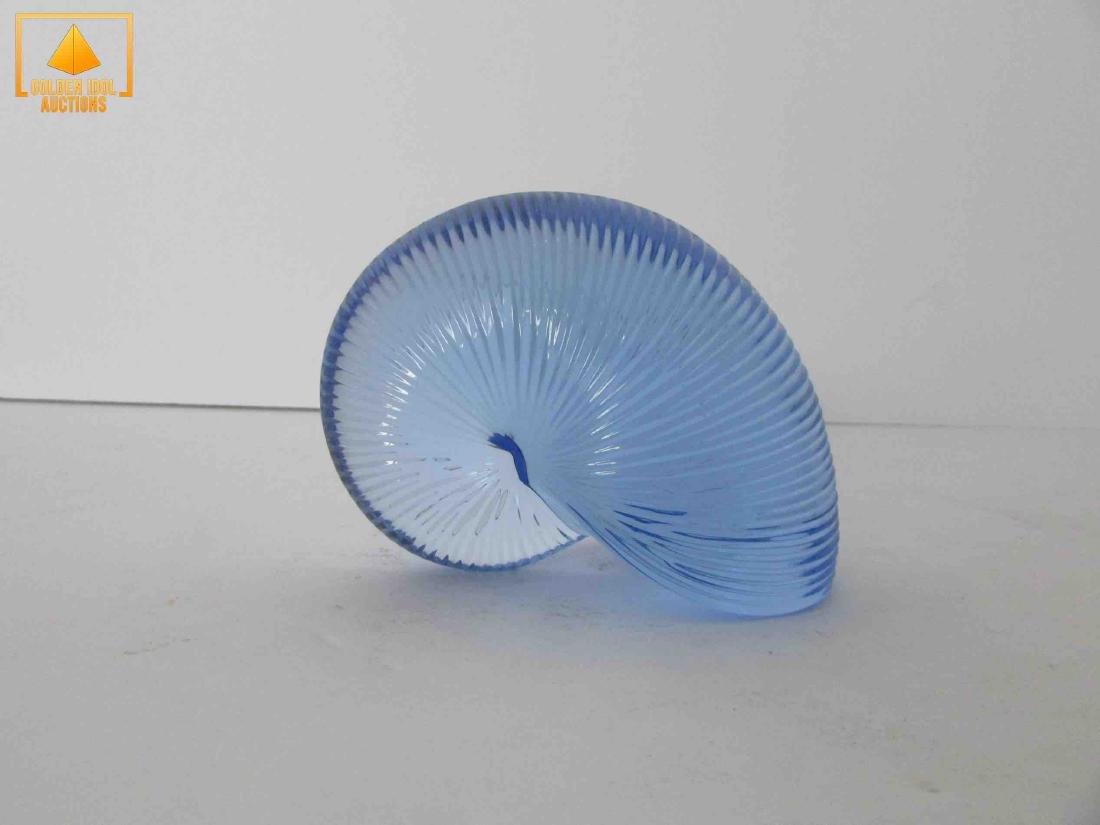 Blue baccarat snail - 3