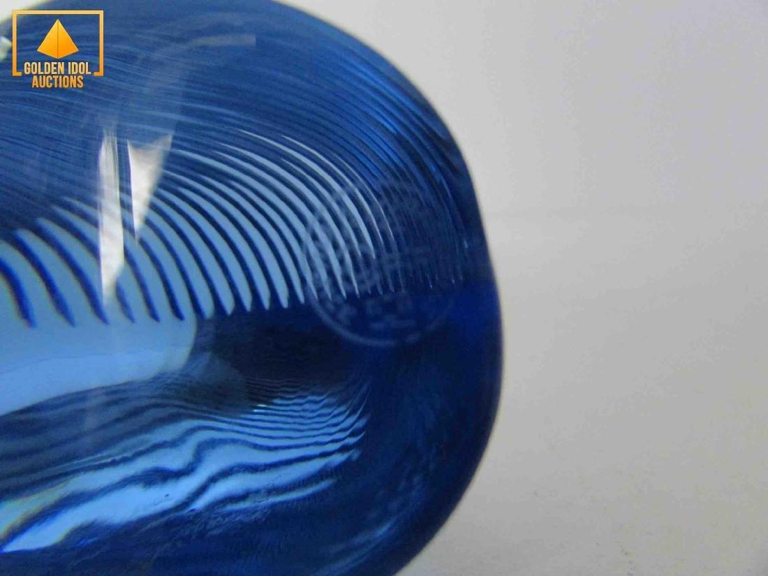 Blue baccarat snail - 4