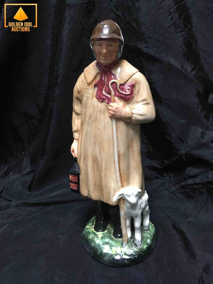 Vintage Royal Doulton Figurine - The Shepherd
